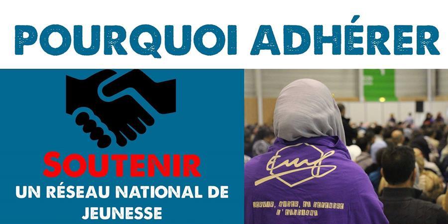 Adhésion - Etudiants Musulmans de France - EMF NATIONAL