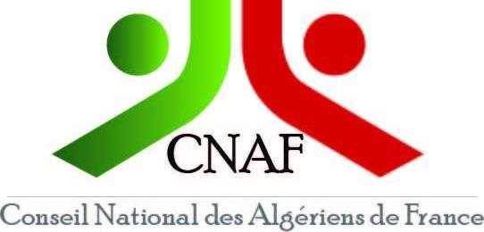 Bulletin D'Adhésion - Conseil Nationale des Algériens de France