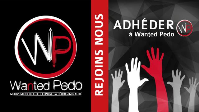 Wanted Pedo | Adhésion - Association Wanted Pedo