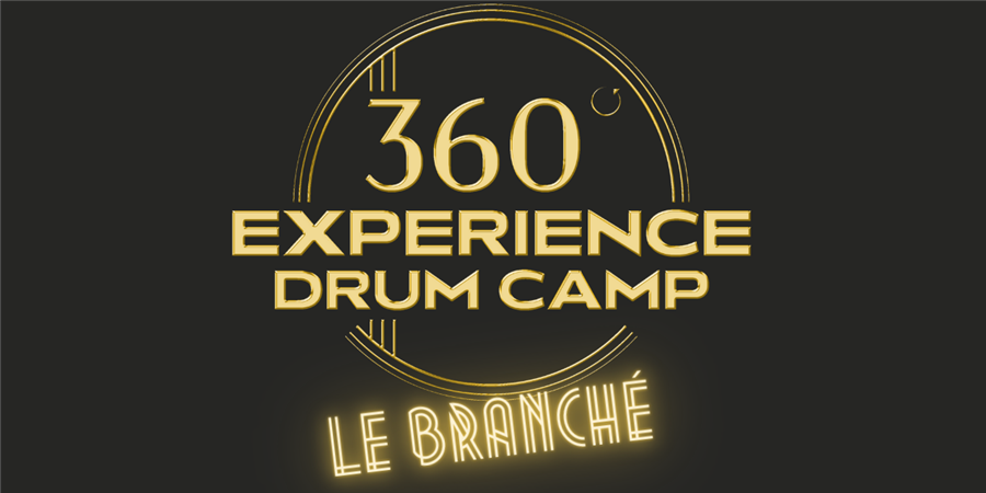 360° Experience Drum Camp 2021 - Le Branché - Golden Spiral of Success