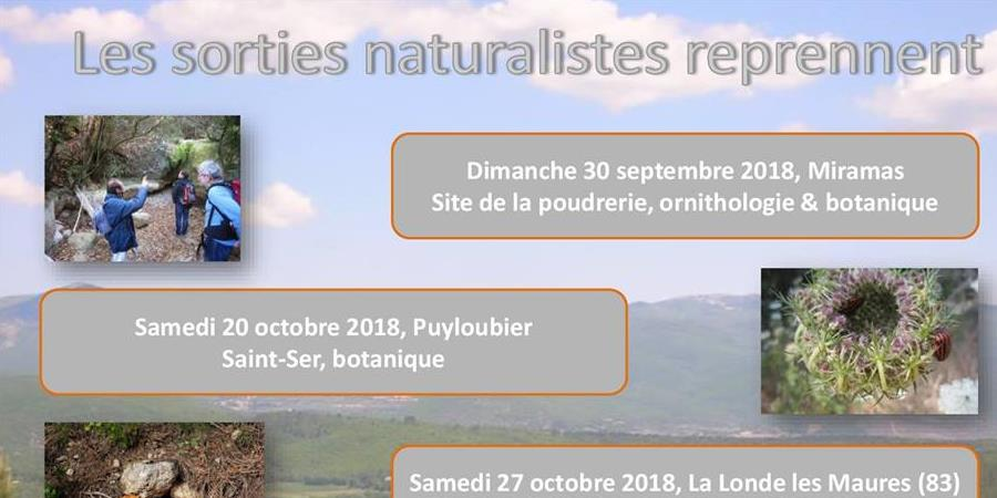 E4 Automne 2018 - Expertise Ecologique et Education à l'Environnement