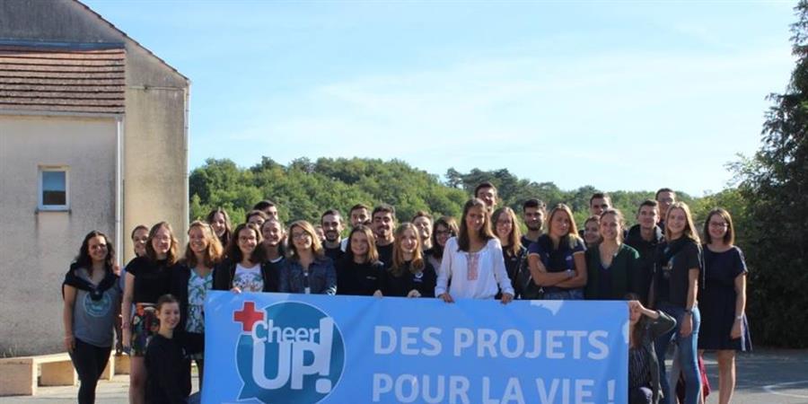 Adhésion 2019/2020 à la Fédération Cheer Up - Fédération cHeer uP !