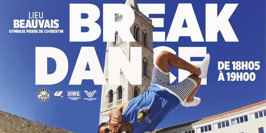 Cours De Breakdance - Essentiel style beauvais