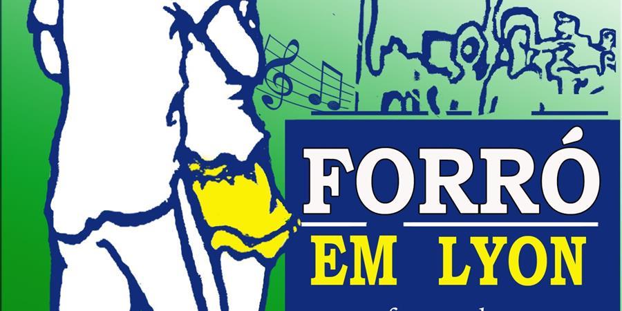 Association Forró em Lyon - 2019/2020 - Forro em Lyon