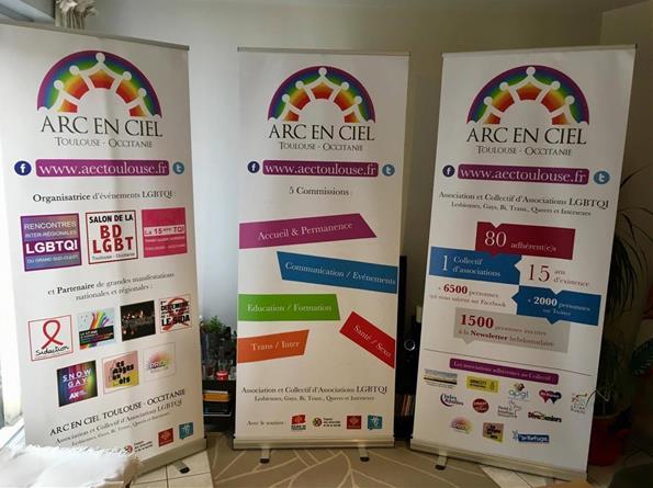Adhésion ARC EN CIEL Toulouse-Occitanie 2020 - ARC EN CIEL Toulouse-Occitanie