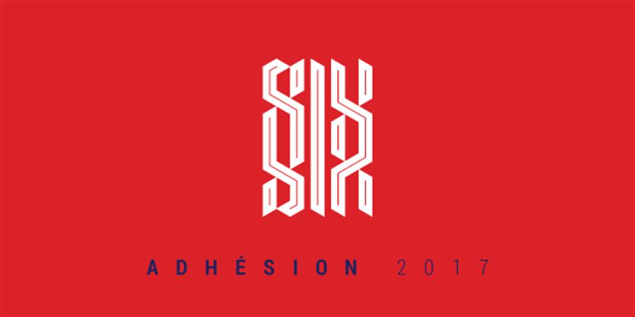 Adhésion 2017 — Six Six - Six Six