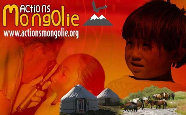 Bulletin d'adhésion - ACTIONS MONGOLIE