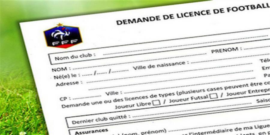 Licences Saison 2020/2021 - AVENIR SPORTIF PUY SAINT BONNET FOOTBALL