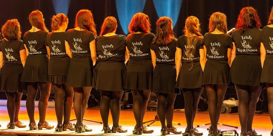 Adhésion 2019-2020 - Irish Tap and Dance