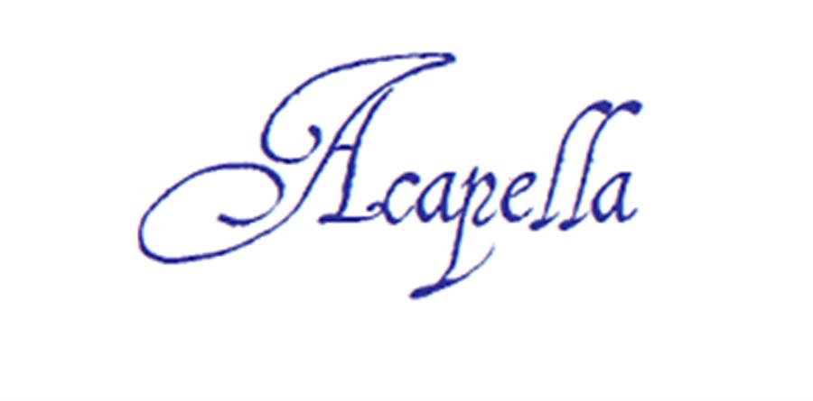 Adhésion Acapella 2020-2021 - ACAPELLA, ASSOCIATION DES PARENTS DES PAGES DE LA CHAPELLE.