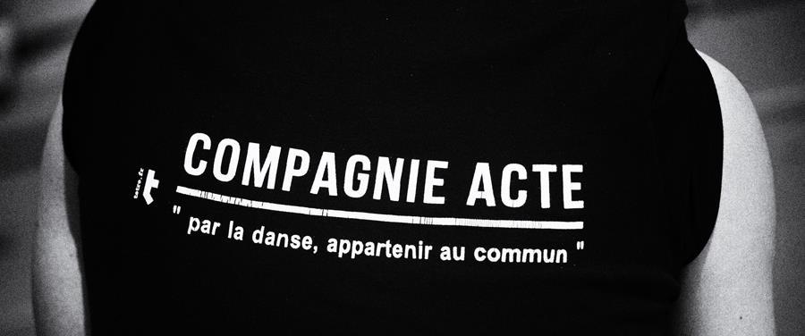 Adhérer à la compagnie Acte ! - Compagnie Acte
