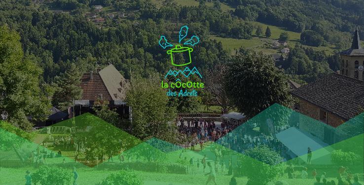 """Adhésion à l'association """"La Cocotte des Adrets"""" - La cocotte des adrets"""