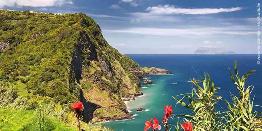Trek  aux Açores avec l'agence Sur les Hauteurs - Sports Loisirs Culture Martigues Randonnée, Marche Nordique, Longe Côte