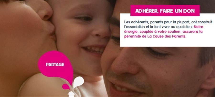 Adhésion LCDP 2018-2019 - La Cause des Parents