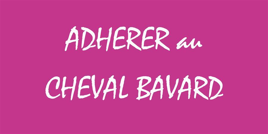 Adhésion - Le Cheval Bavard