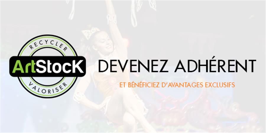 Devenir adhérent de l'association ArtStocK - ArtStocK