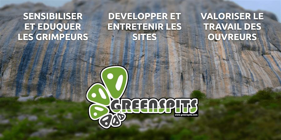 J'ADHÈRE / RÉ-ADHÈRE À GREENSPITS - Greenspits