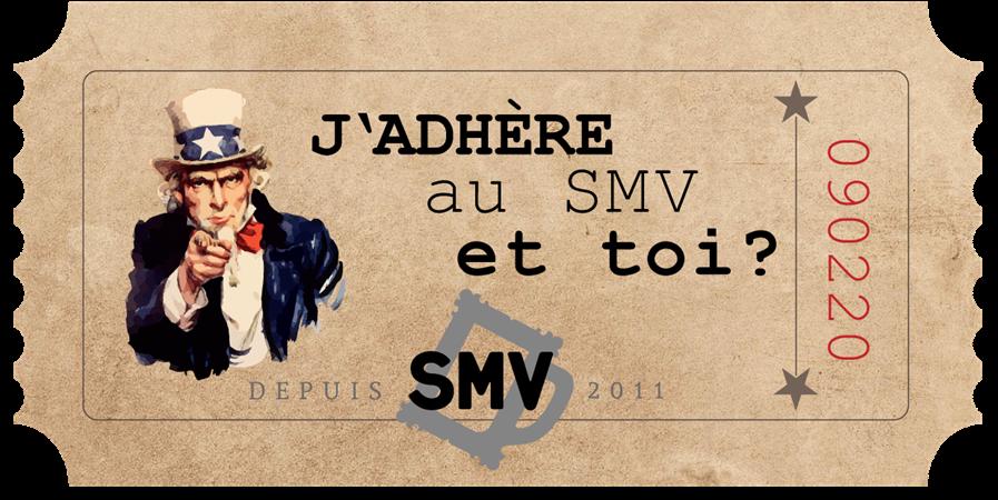 Adhérez au SMV en 2020 ! - Un Soir, un Musée, un Verre