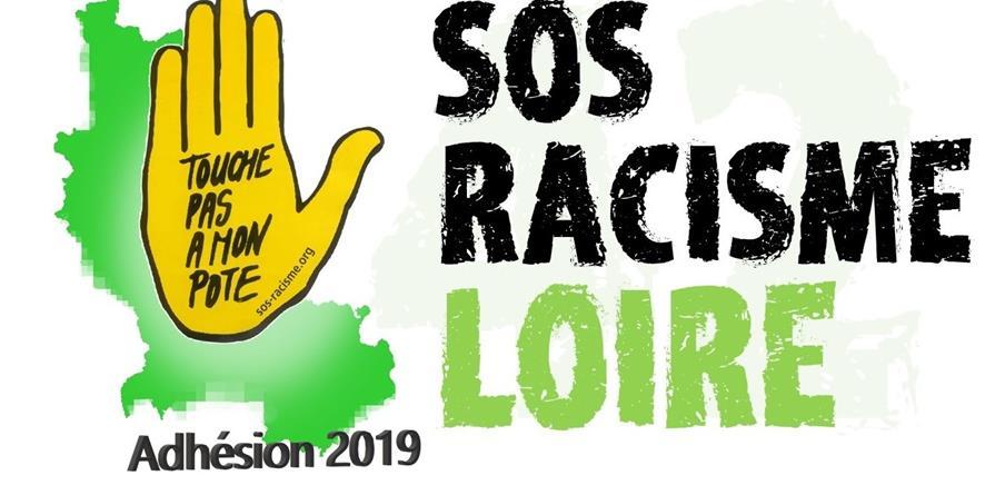 Adhesion 2019 - SOS RACISME LOIRE 42