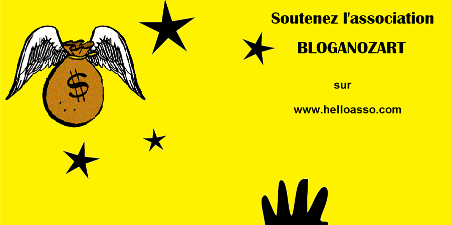 Adhésion 2018 à l'association Bloganozart - Bloganozart