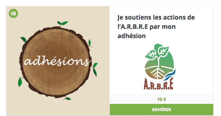 Adhésion familiale 2018-2019 - A.R.B.R.E.