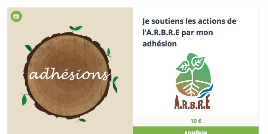 Adhésion familiale 2019-2020 - A.R.B.R.E.