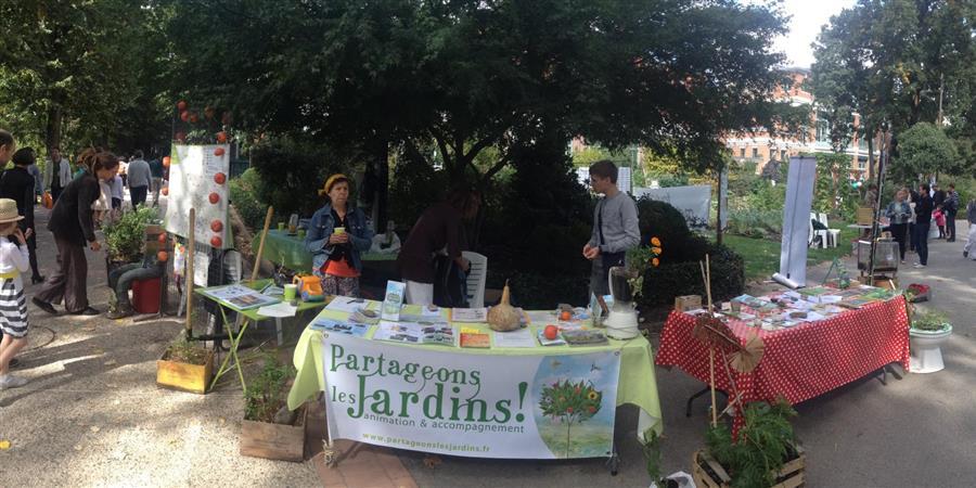 Adhésion Partageons Les Jardins 2021 - Partageons les jardins !