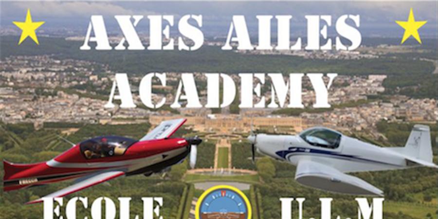 Axes Ailes Academy Student Pilot - AXES AILES ACADEMY