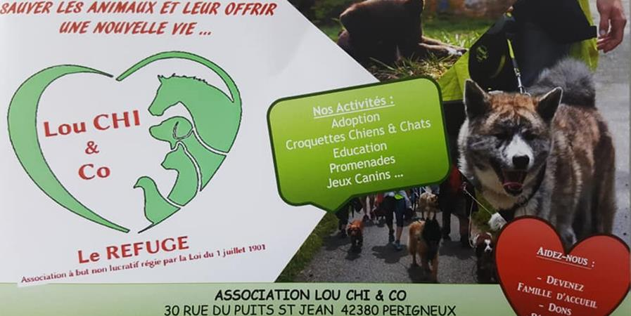 Campagne d'adhésion Louchi  et Compagnie - Lou Chi & Compagnie