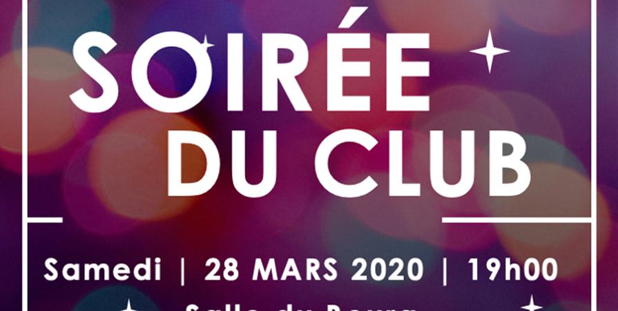 Soirée du club - 28 mars 2020 - 2 - BASKET CLUB YONNAIS