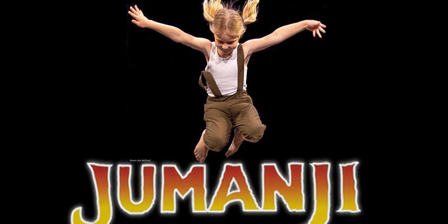 DVD Spectacle JUMANJI - Creation Danse Simiane