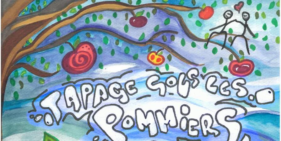 Adhésion Tapage sous les pommiers 2018 - Tapage sous les pommiers