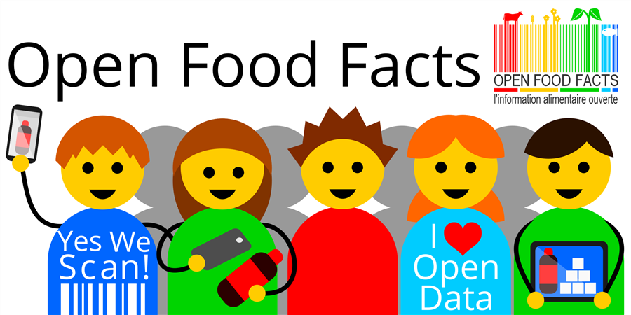 Adhérez à l'association Open Food Facts - Open Food Facts