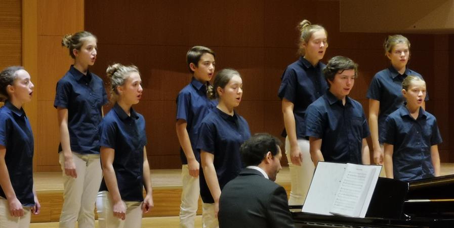 Devenir membre actif de l'assocation les chorites St Marc / AMDF - Academie Musicale de Fourvière