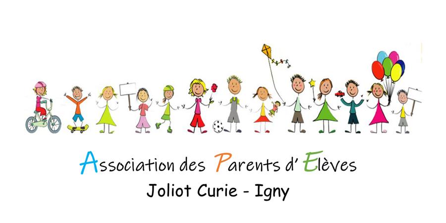 Adhésion APE Joliot Curie - IGNY - APE JOLIOT CURIE - IGNY