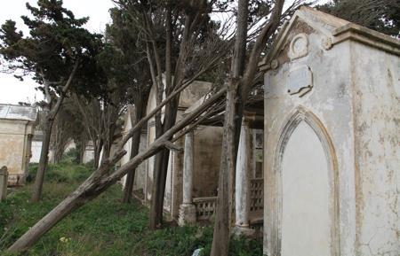 SECURISATION et RESTAURATION du Cimetière chrétien de Guyotville (Algérie) - A LA MEMOIRE DE NOS ANCIENS DE GUYOTVILLE