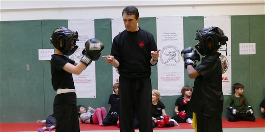 Adhésion Adolescent KUNG FU 2019-2020 - Association Sports de Combat et d'Arts Martiaux