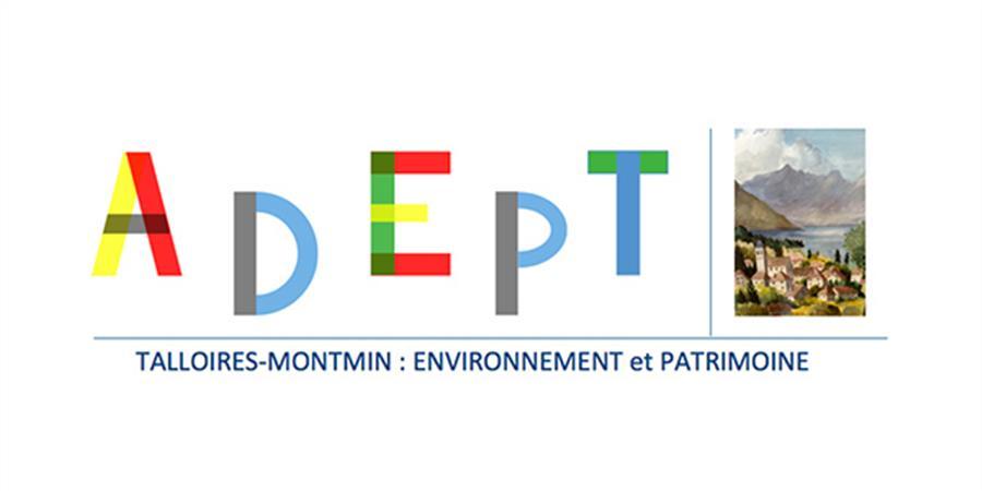 ADHESION ADEPT - Association de Défense de l'Environnement et du Patrimoine de Talloires