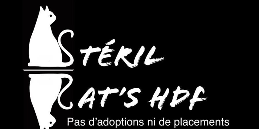 Adhésion à l'association Stéril Cat's HDF - Steril Cat's HDF