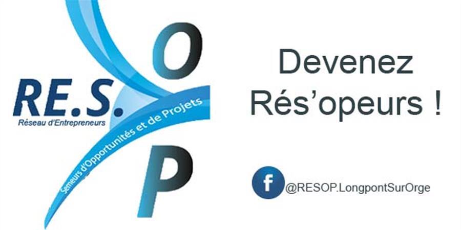 Adhésion RESOP 2019 - RESOP