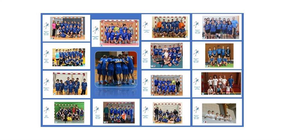 Inscriptions Entente Chauray-La Crèche Handball 2018/2019 - Entente Chauray-La Crèche Handball