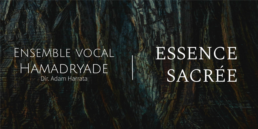 Solde tournée prolongations - Ensemble vocal Hamadryade