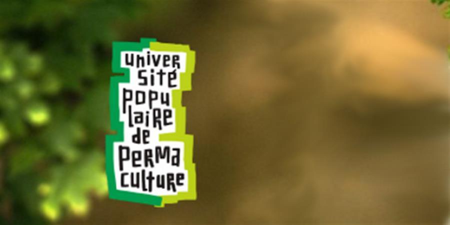 Adhésion à l'UPP - Université Populaire de Permaculture