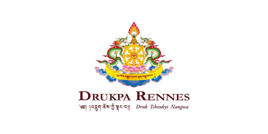 """Adhésion 2018 à l'association Drukpa Rennes """"Druk Tcheukyi Nangwa"""". - DRUKPA RENNES"""