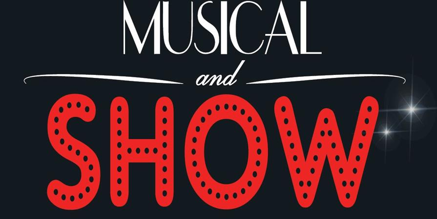 COTISATIONS MUSICAL & SHOW 2018/2019 - MUSICAL & SHOW