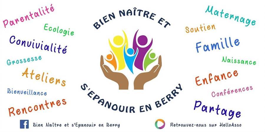 Adhérer à Bien Naître et S'épanouir en Berry - Bien Naître et S'épanouir en Berry