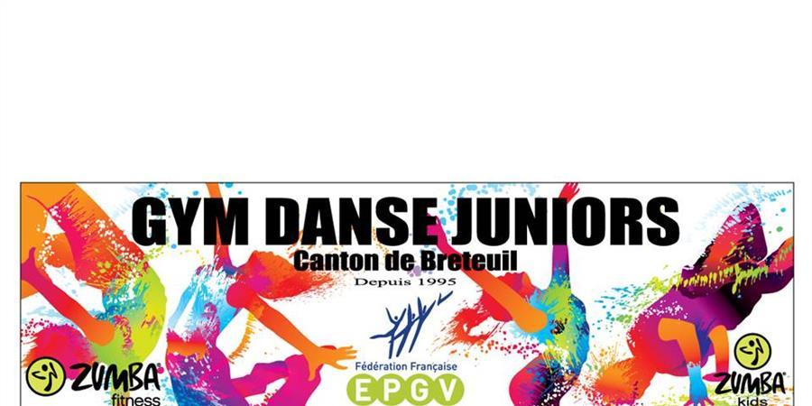 Préinscription 2020/2021 - Gym Danse Juniors du canton de Breteuil