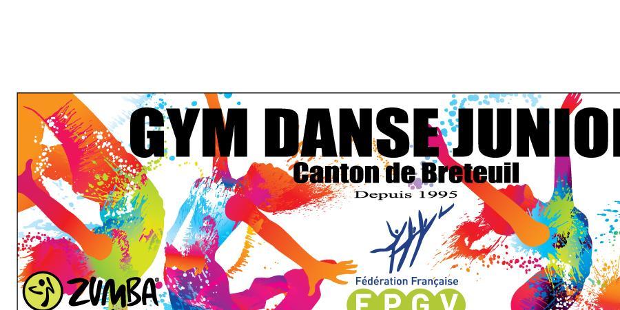 Cotisation 2018/2019 - Gym Danse Juniors du canton de Breteuil