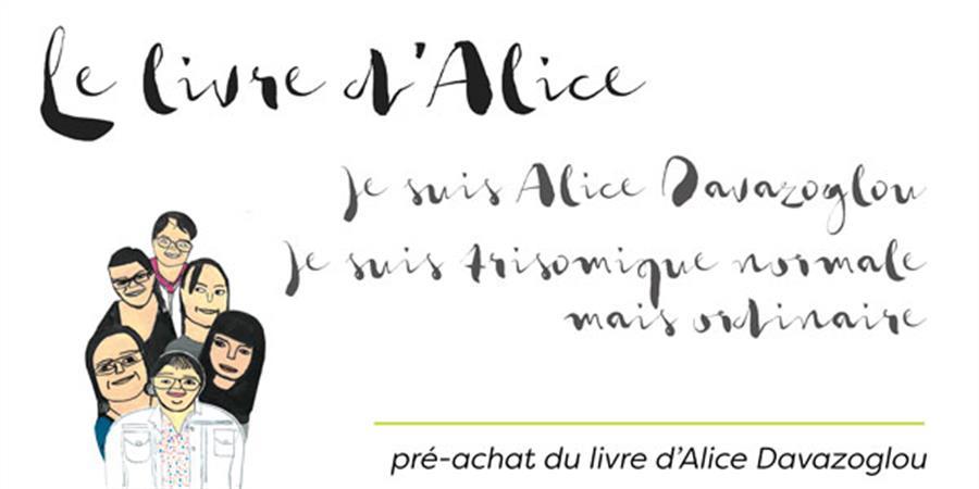 Le livre d'Alice - L'échangeur - CDCN