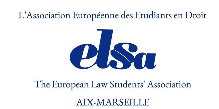 Adhésion - ELSA Aix-Marseille